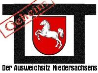 Der Ausweichsitz der Landesregierung Niedersachsen