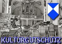 Kulturgutschutz in Ost und West