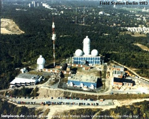 Field Station Berlin 1983