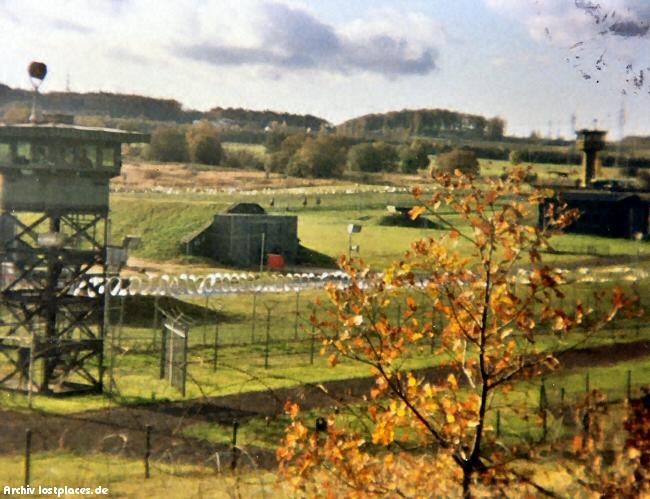 Nato sonderwaffenlager alten buseck for Das depot essen
