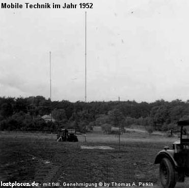 Mobile Technik 1952