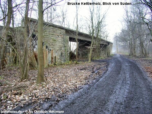 Reichsautobahn Reste