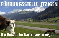 Ausweichsitz Bunker Kantonsregierung Bern