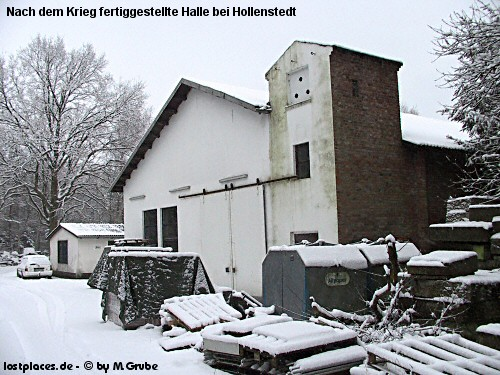 Halle in Hollenstedt