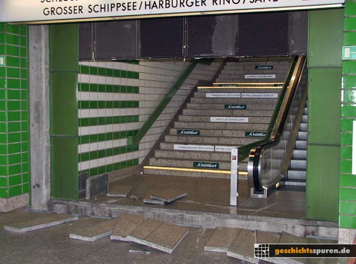 hamburg zivilschutz mehrzweckanlage harburg rathaus rathausstr. Black Bedroom Furniture Sets. Home Design Ideas